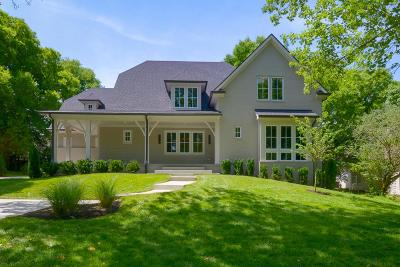 Nashville Single Family Home Active Under Contract: 1907 Lombardy Ave