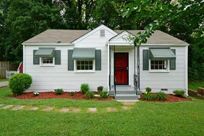 Madison Single Family Home For Sale: 422 Chadwell Dr