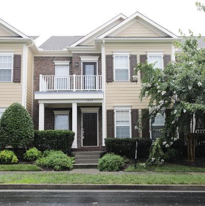 Franklin Condo/Townhouse For Sale: 1422 Burnside Drive
