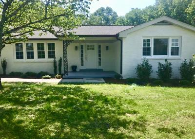 Hendersonville Single Family Home For Sale: 118 Maple Dr