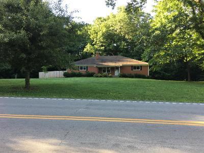 Clarksville Rental For Rent: 3366 Rossview Road