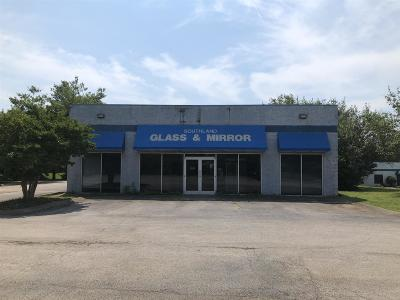 Williamson County Commercial For Sale: 266 Seaboard Ln