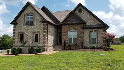 Lebanon Single Family Home For Sale: 298 Fawns Pass