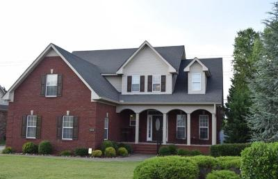 Murfreesboro Single Family Home For Sale: 3016 Shady Glen Cir