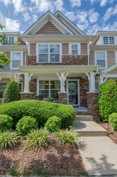 Hermitage Condo/Townhouse For Sale: 1320 Riverbrook Dr