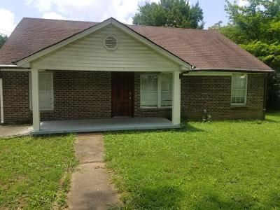 East Nashville Single Family Home For Sale: 712 S 12th St NE