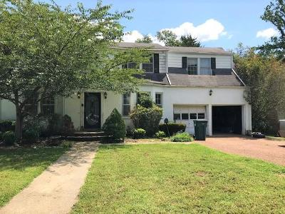 Lebanon Single Family Home For Sale: 123 Greenlawn Dr