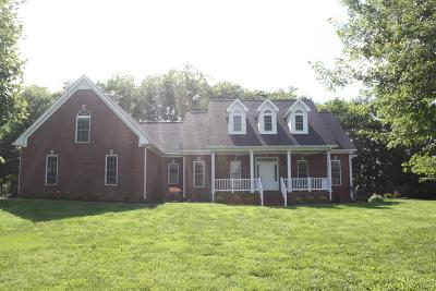 Adams, Clarksville, Springfield, Dover Single Family Home Active Under Contract: 3620 Guthrie Rd