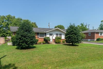 Nashville Single Family Home For Sale: 6523 Marauder Dr
