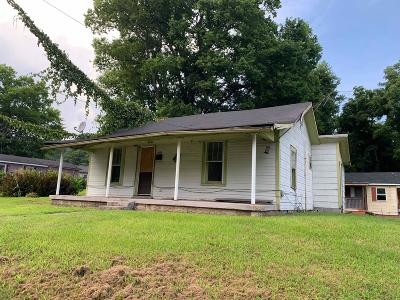 Mount Pleasant Single Family Home Active Under Contract: 108 Union St