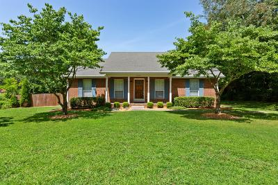 Greenbrier Single Family Home Active Under Contract: 3022 Britney Dr