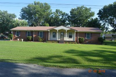 Franklin County Single Family Home Active Under Contract: 307 Heikens Dr
