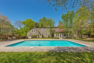 Brentwood  Single Family Home Active Under Contract: 5401 Camelot Rd