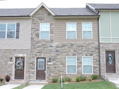 Clarksville Single Family Home Active Under Contract: 162 Matheson Dr