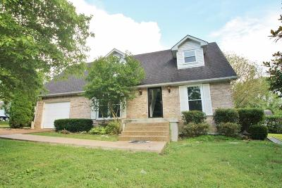 Fairview Single Family Home For Sale: 7516 Old Nashville Rd