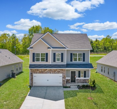 Columbia  Single Family Home For Sale: 7 Burchell Lane (Lot 7)