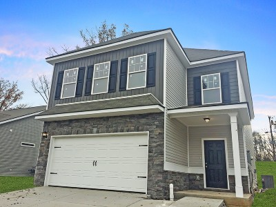 Columbia  Single Family Home For Sale: 9 Burchell Lane (Lot 9)