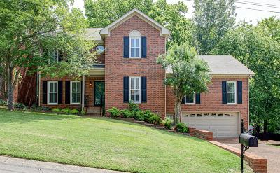 Nashville Single Family Home Active Under Contract: 6632 Autumnwood Dr