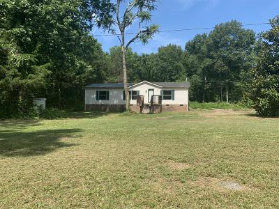 Marshall County Single Family Home Active Under Contract: 1120 Kenny Nelson Rd