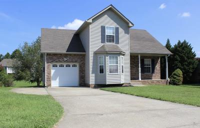 Clarksville Single Family Home For Sale: 278 Harold Dr