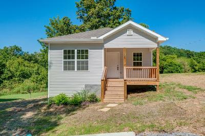 Dickson Single Family Home For Sale: 528 Center Ave