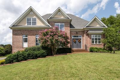 Brentwood Single Family Home Active Under Contract: 9470 Dalton Ct