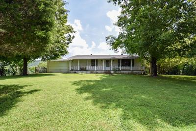 Sumner County Single Family Home Active Under Contract: 430 Mutton Hollow Hill Rd