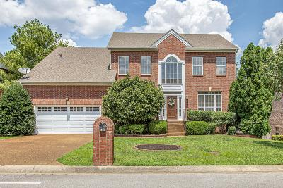 Nashville Single Family Home For Sale: 5929 Hitching Post Ln