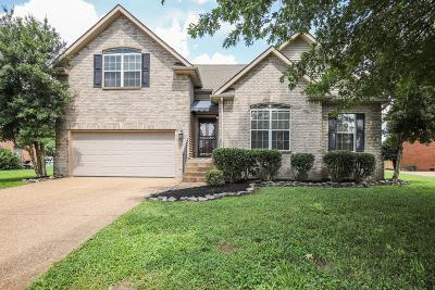 Hendersonville Single Family Home Active Under Contract: 115 Grove Ln S