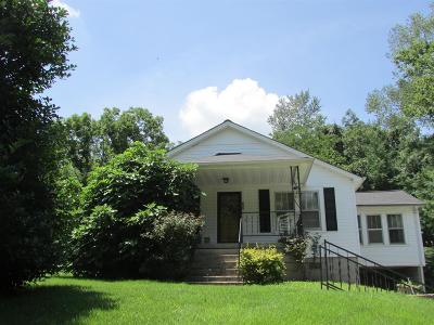 Lawrenceburg Single Family Home For Sale: 635 Old Florence Rd