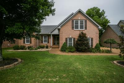 Hendersonville Single Family Home For Sale: 121 Stonehollow Way
