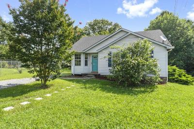 Clarksville Single Family Home Active Under Contract: 379 Donna Dr