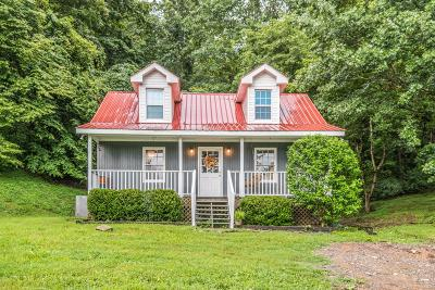 Franklin Single Family Home For Sale: 3384 Sweeney Hollow Rd