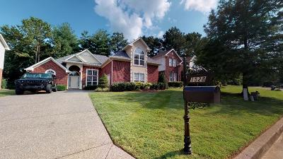Hermitage Single Family Home Active Under Contract: 1528 Rachaels Rdg
