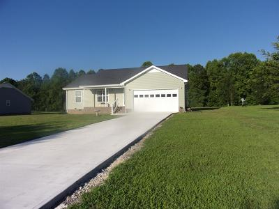 Smithville TN Single Family Home For Sale: $180,000