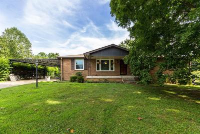 Hendersonville Rental For Rent: 114 Crosby Drive