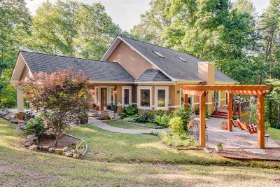 White Bluff Single Family Home Active Under Contract: 1300 Dawson Rd