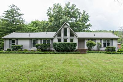 Brentwood Single Family Home For Sale: 915 Holly Tree Gap Rd