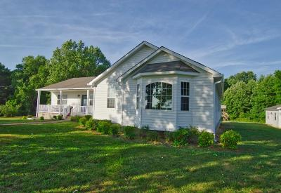 Morrison TN Single Family Home Sold: $263,000