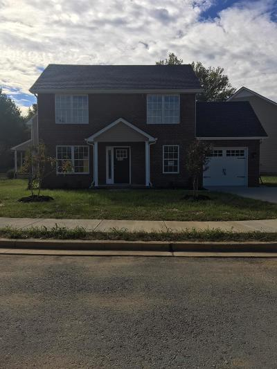 Fairview Single Family Home Active Under Contract: 7512 Scarborough Pl