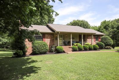 Old Hickory Single Family Home Active Under Contract: 517 Lakeshore Dr
