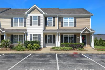 Murfreesboro Condo/Townhouse For Sale: 1409 Orange Court