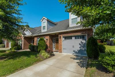 Nashville Condo/Townhouse Active Under Contract: 3000 Whitland Crossing Dr