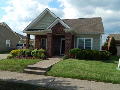 Smyrna Single Family Home For Sale: 2122 Alteras Dr