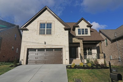 Hermitage Single Family Home For Sale: 844 Bloomdale Trace