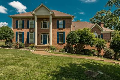 Hendersonville Single Family Home For Sale: 1125 Forestpointe