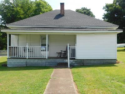 Marshall County Single Family Home For Sale: 737 Belfast St