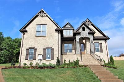 Mount Juliet Single Family Home For Sale: 501 Montrose Dr. #303