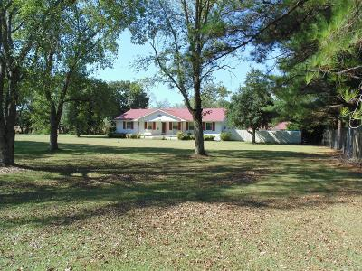 Shelbyville Single Family Home For Sale: 2028 Hwy 82 S