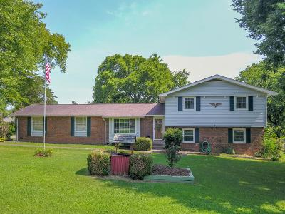 Hendersonville Single Family Home Active Under Contract: 118 Gatone Dr
